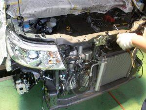 木村自動車工業の特殊防錆塗装