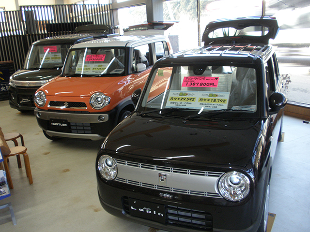 木村自動車工業初売り2016